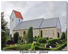 Flynder Kirke, ca. 11 km S for Lemvig, Viborg Stift, bygget omkr. 1100.Denne artikel er kun påbegyndt. Gør Den Store Danske større ved at bidrage med din viden.