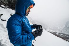 Developed for demanding ascents and descents in harsh alpine environments, the trollveggen Zip Hood is our most technical and durable hooded insulation jacket. Hoods, Photoshoot, Zip, Jackets, Outdoor, Down Jackets, Outdoors, Cowls, Cooker Hoods