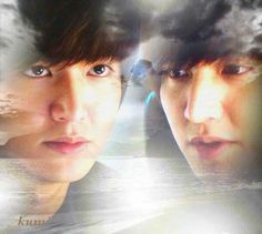 Lee Min Ho, City Hunter fan art.
