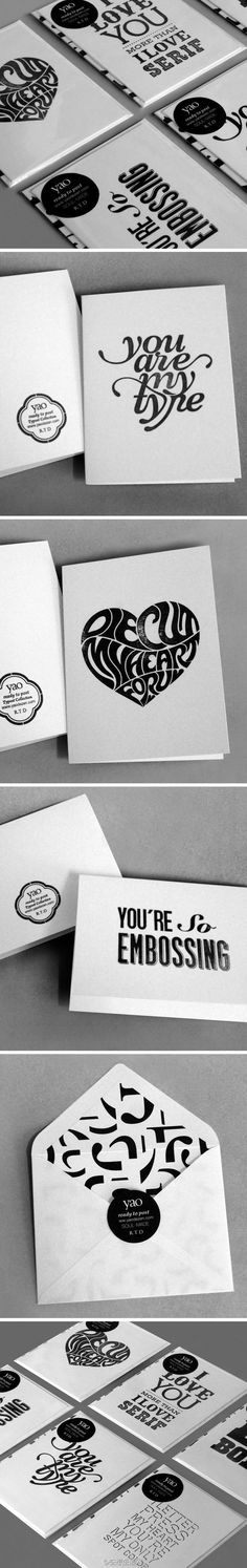 type valentines... #layout #design #typography