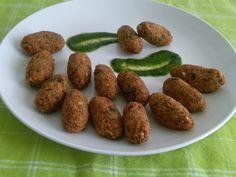 Dish by Sundari Giri Black Chickpeas Oblong-Shaped Kebabs