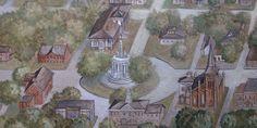 Fountain - Historic Marshall