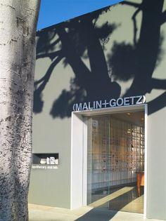 Mrs.SHOPFITTER: Malin Goetz apothecary Bernheimer Architecture Los Angeles (Malin+Goetz) apothecary by Bernheimer Architecture, Los Angeles #pharmacy #farmacia