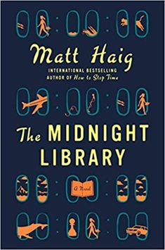The Midnight Library by Matt Haig Library Books, New Books, Books To Read, Library Card, Edge Of The Universe, Animal Rescue Center, I Hate Running, Good To See You, Good Morning America