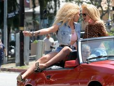 Britney Spears and Iggy Azalea Go Full-On '80s in Their New Music Video  - MarieClaire.com