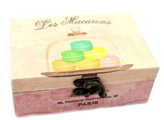 Cutie Bijuterii Les Macarons