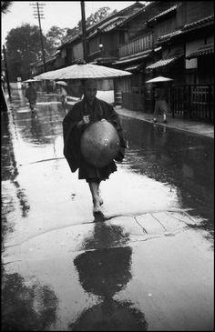 Werner Bischof JAPAN. Kyoto. 1951.