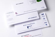 High Quality Stationery Printing from Swallowtail Print, Norwich Compliment Slip, Stationery Printing, Presentation Folder, Letterhead, Printing Services, Compliments, Cards Against Humanity, Personalized Items