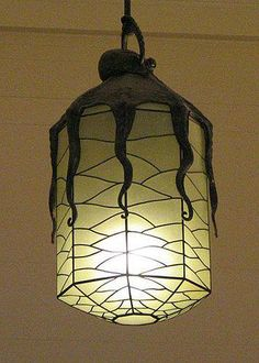 Octopus Lantern. Definitely getting one of these eventually.