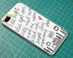 Of Monsters and Men Lyrics Cover  iPhone 4 4S by FeelTheLyrics, $12.99