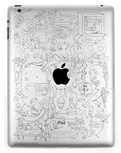 Custom iPad by Brosmind