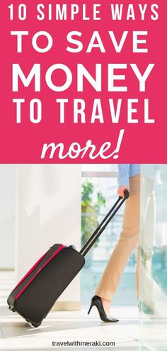 Find out how to save money for travel, for REAL people. Getting travel savings can be hard work, get these realistic money saving tips and save money fast. Travel Fund, Travel Money, Budget Travel, Travel Tips, Travel Destinations, Ways To Save Money, Make More Money, Money Saving Tips, Cell Phone Plans
