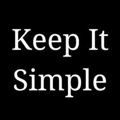 Keep it Simple More Words, Keep It Simple, Logos, Quotes, Business Inspiration, Heaven, Quotations, Sky, Logo