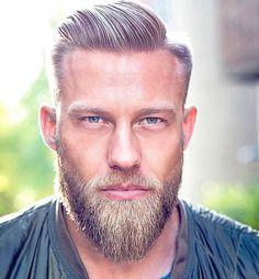 Beard Lover: 81 Beard Styles & Shapes Arranged by Face Shape. - Beard Lover: 81 Beard Styles & Shapes Arranged by Face Shape. Beard Growth, Beard Care, Beard Styles For Men, Hair And Beard Styles, Bart Styles, Beard Suit, Men Beard, Beard Shapes, Beard Tips