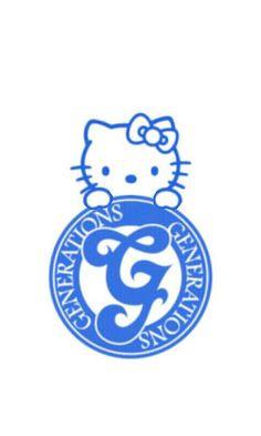 GENERATIONS & Hello Kitty