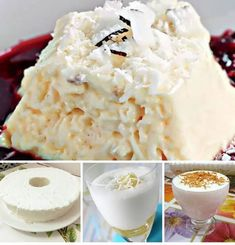 Ei salve esse pin e clique duas vezes. vc vai gostar das 70 receitas de geladinho gourmet que preparamos Sweet Recipes, Cake Recipes, Banana Chips, Coconut Recipes, I Love Food, Just Desserts, Sweet Tooth, Food And Drink, Cooking Recipes