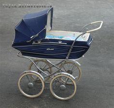 foto av barnevogn