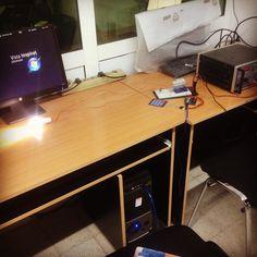 A partial VLC/ Li-Fi Transmitter Model #electronics #lifi #tech #IT #light #telecommunications #technology #computers #coding #arduino #geek #LED #linux #IDE #java #sysadmin #hacking #communication by lastreezy