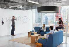 Маркерное покрытие Idea Paint — краска для стен, на которой можно рисовать: дома, в школе, в офисе