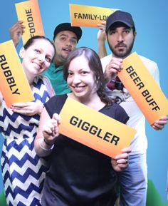 #CBRselfie in the 101 Local Humans photo booth