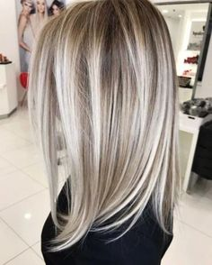 Hair Hair color highlights blonde low lights natural ideas Landscape Gardening - 8 Tips to Low Light Hair Color, Cool Hair Color, Hair Color For Fair Skin, Gorgeous Hair Color, Straight Layered Hair, Blonde Straight Hair, Blond Bob, Balayage Straight, Long Layered
