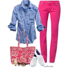 """A Touch of Spring"" by archimedes16 on Polyvore"