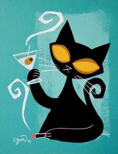 The Art Of El Gato Gomez