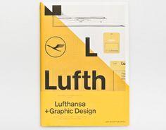 A5/05: Lufthansa + Graphic Design