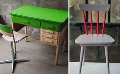 Une fille, un job : Alexandra, relookeuse de meubles vintage 2 / 2 | Glamour