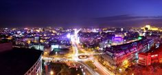 romania city - Bucharest