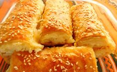 Finger Food Appetizers, Finger Foods, Appetizer Recipes, Greek Recipes, My Recipes, Bread Oven, Macaron Recipe, Cheesesteak, Hot Dog Buns