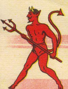 Part of Devil Tattoo
