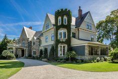 Rockry Hall - 425 Bellevue Avenue Newport, Rhode Island