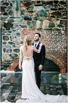 Brian Virts Photography | Frederick Maryland Wedding Photographer | Carly and Cliff | Mt. Washington Mill- Dye House | https://brianvirtsphotography.com