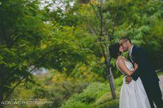 Japanese Friendship Garden Wedding Photography Alon David Photography San Diego Top Wedding Photography Studio 858-699-5376 www.AlonDavidPhotography.com