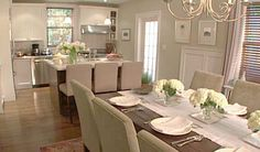 Sarah Richardson Seed Pearl was used on the trim in this room.