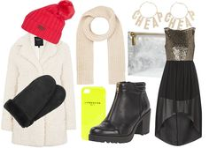 New Year´s Eve // Silvester Outfit