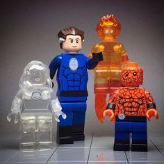 fantastic four lego - Buscar con Google