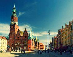 Sunshine, sunshine Wrocław ;)