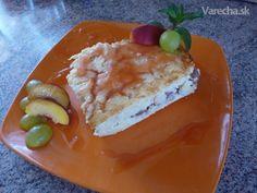 Ryžový nákyp s tvarohom a ovocnou polevou (fotorecept) - Recepty - Varecha.sk