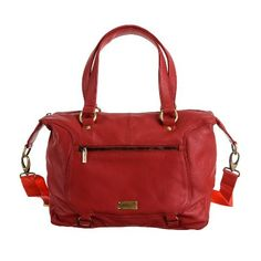 SALE, SALE, SALE!!! Upto 70% Off on Klasse Genuine #Leather Maroon Cool N #Fashionable #Bag. Buy Online Now.