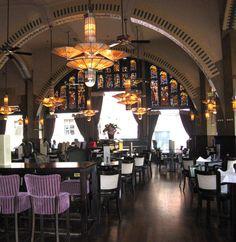 Cafe Americain--Amsterdam