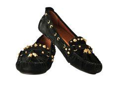 Sam Edelman Black Slipper Shoes