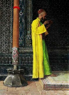Osman HAMDİ BEY - Sanatçı Detayı - Turkish Paintings