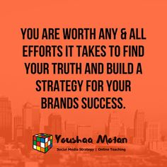 You are worth any and all efforts it takes to find your truth and build a strategy for your brands success. Startup Entrepreneur, Wednesday Motivation, Competitor Analysis, Work From Home Moms, Success Quotes, Content Marketing, Quote Of The Day, Effort, Finding Yourself