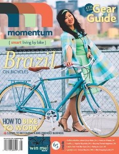 Momentum Mag Issue 65 –Spring Issue and 4th Annual Gear Guide