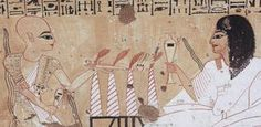 The ancient Egyptians used incense in enormous qualities - bad smells were associated with impurity. A pleasing smell was the fragrance of the gods.  covering the smell which arose from mummification and animal offerings. Punt, a region in the vicinity of the Horn of Africa, was the source of myrrh, frankincense, and aromatic woods.