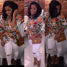 ♡ Toya wright's Outfit