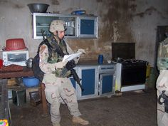 Iraqi kitchen