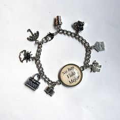 Bracelet De Charme - Don De La Vie Par Vida Vida rB4undnTEk